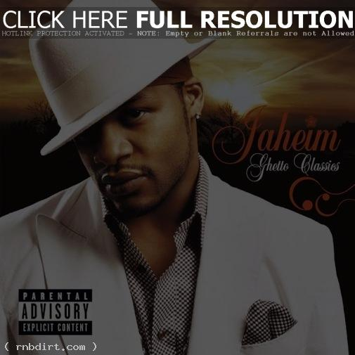 Jaheim 'Ghetto Classics' album cover