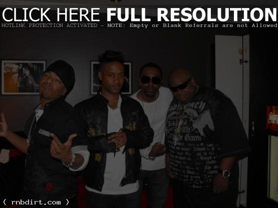 Dru Hill at BB Kings