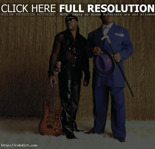 Isley Brothers 'Body Kiss'