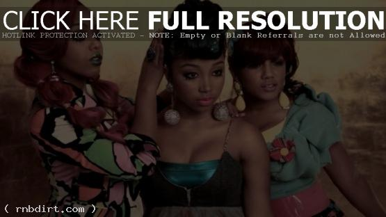 The OMG Girlz photo shoot